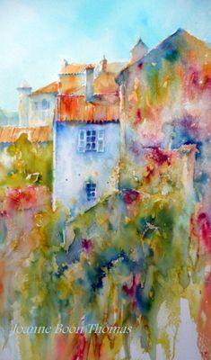 Landscape by Joanne Boon Thomas