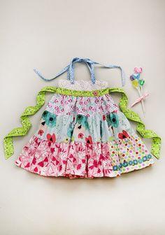 THE BIRTHDAY TIERED ELLIE DRESS  $68.00 | Code: P15SD29 8092