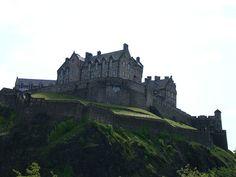 Edinburgh Castle   by squaregraph