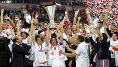 2006. Middlesbrough 0 - Seville 4. Seville wins his first UEFA cup.