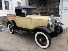 1930 Ford Model A Roadster..Re-pin..Brought to you by #HouseInsurance #EugeneOregon Insurance for #cars old and new.