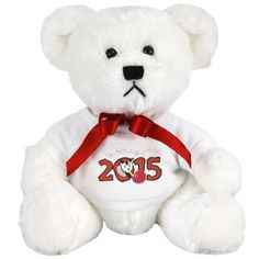 Check out this design from Customized Girl. Chinese New Year Fun teddy bear cuddly toy gift