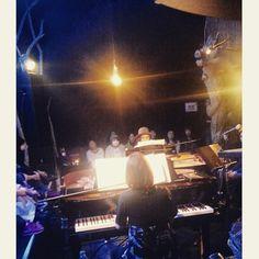 #20150302  Parachute piano session 1st day  第一部 渡辺シュンスケさんと私 第二部 伊澤一葉さんと私 第三部 渡辺シュンスケさんと伊澤一葉さん ラスト全員  #明日もお待ちしてまーす