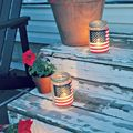 DIY Patriotic Luminarias — Hometalk Crafts - Country Living