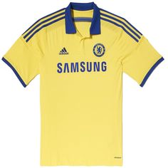 adidas Chelsea FC Youth Away Jersey