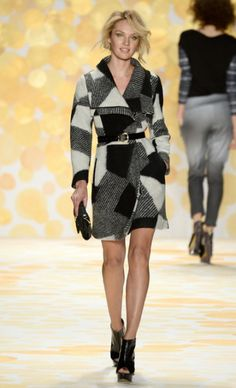 MBFW 2014: My Favorite Runway Trends | thestylishmd Desigual