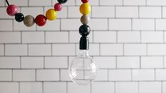 Lightlace — Dottir & Sonur. Could make these for new house
