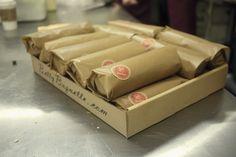 envolturas de burritos
