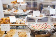 Sweets at Deluca's Italian Deli at The Americana at Brand.