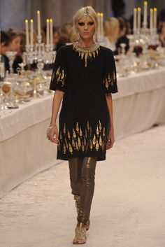 Chanel Pre-Fall 2012...I LOVE LOVE LOVE the Indian inspiration...