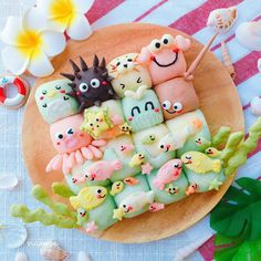 Delicious Food Image, Yummy Food, Japanese Milk Bread, Japanese Buns, Easy Christmas Drawings, Cute Bento Boxes, Food Art For Kids, Unicorn Foods, Cute Buns
