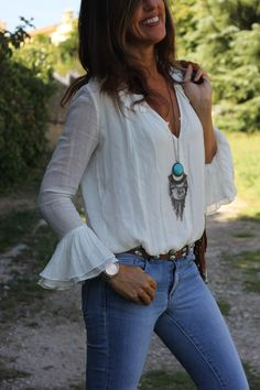 western girl in the city - mytenida Boho Fashion, Girl Fashion, Fashion Outfits, Womens Fashion, Fashion Top, Stylish Outfits, Cool Outfits, Summer Outfits, Western Girl
