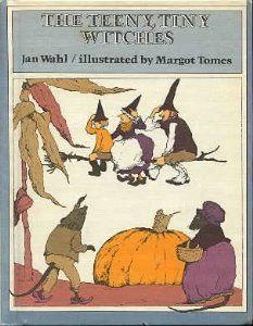 The Teeny, Tiny Witches