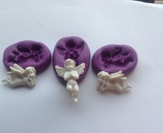 Angel wings silicone rubber molds Making Angel Wings Gifts Business Weddings