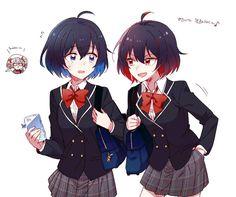 Anime Girl Cute, Anime Art Girl, Character Art, Character Design, Anime Sisters, Cute Anime Coupes, Beautiful Fantasy Art, Kawaii, Anime Oc
