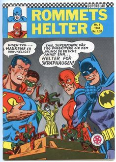 """""""Rommets Helter"""" No. 1 1968."""