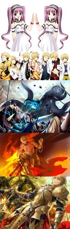 Unlimited Gilgamesh