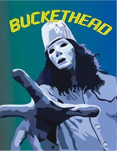 Buckethead 2 by brandenhead