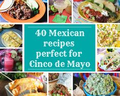 The amount we love Mexican food is a bit ridiculous. There are tacos and burritos and nachos and guac and barbacoa and enchiladas and margaritas and so, so, so much more - we love it! With Cinco de Mayo coming. Mexican Dishes, Mexican Food Recipes, Mexican Meals, Ethnic Recipes, Barbacoa, Pizza Hut, Nachos, Enchiladas, Mexican Seasoning