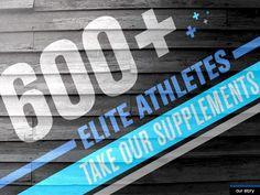 There's is a reason so many athletes choose USANA Health Sciences QAULITY www.solutions4life.usana.com