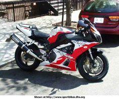 2001 CBR 929 RR
