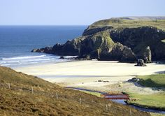 Garry beach, Isle of Lewis, Western Isles