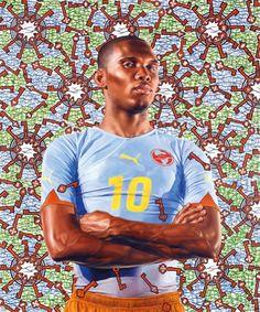 Quand le football inspire l'art