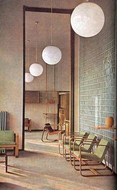 Office. Giuseppe Pagano Pogatschnig, 1942.