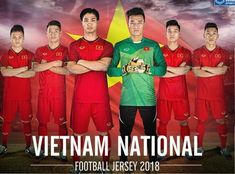 Vietnam 2017 18 Grand Sport Home and Away Kits fadf445bd