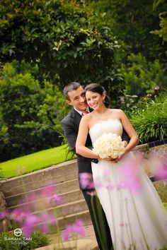 Irlanda & Luis Wedding Photoshoot by Sarahi Tan, via Behance