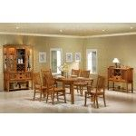 Coaster Furniture - Mission 5 Piece Dining Set - 100621-5set  SPECIAL PRICE: $554.99