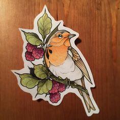 Robin <3 … More