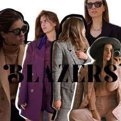 En busca de la americana perfecta: las 'blazers' favoritas de las chicas más elegantes - Foto