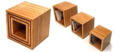 Nesting Cubes // Ali Jeevanjee