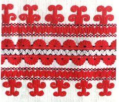 FolkCostume&Embroidery: Embroidery of Horodok County, Halychyna, Ukraine