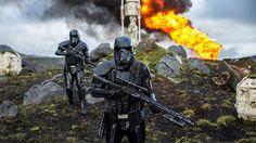 Nueva ronda de imágenes de 'Rogue One: Una Historia de Star Wars'