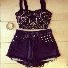 Punk style?