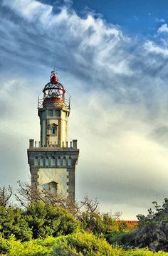 FARO HIGUER - Hondarribia, Spain.  FUENTERRABÍA, para los que no hablamos vasco