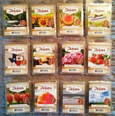 ScentSationals Special Edition Texas Scented Wax Melts – Spring 2017 Review http://www.scentedwaxreviews.com/2017/05/scentsationals-texas-scented-wax-melts-spring-2017-review.html