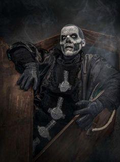 Ghost (2015) Papa Emeritus III