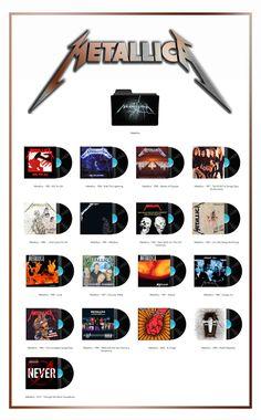 Album Art Icons: Metallica.........