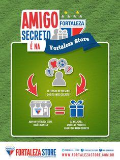 Identidade para campanha de Amigo Secreto - 2012