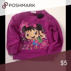 Nickelodeon Dora The Explorer Sweatshirt Girls Sweatshirt Nickelodeon Shirts & Tops Sweatshirts & Hoodies