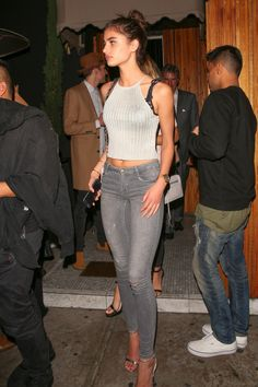 Could it be she looks sexier and lovelier in the candids? Yes, it could be, if she's Taylor Marie Hill.