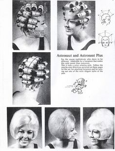 lordy lord get me to the beauty parlor -- this style is actually called 'the astronaut'