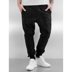 """Shop online Bangastic Men's Sweat Pant Snake in black from CompleX. fashionable sweatpants for men Drawstring inside waistband Snake pattern """"All-Over Print"""" Waistband with logo print side pockets two back pockets low crotch becomes narrower Mens Fashion Online, Online Fashion Stores, Men's Fashion, Mens Sweatpants, Men's Pants, Parachute Pants, Snake, Shopping, Black"""