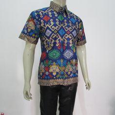 Toko batik pria online murah di solo koleksi baju batik untuk pria sebagai pakaian kerja modern