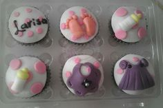 cupcakes Baby shower  https://www.facebook.com/MIMODESIGN.PASTELESCUPCAKES.MESAPOSTRESBOTANAS?fref=ts
