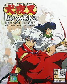 nice Inuyasha Complete Box Set (Vol. 1-167 End) DVD Anime Series - English Version - For Sale View more at http://shipperscentral.com/wp/product/inuyasha-complete-box-set-vol-1-167-end-dvd-anime-series-english-version-for-sale/