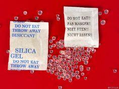 Silica-Gel: Was die kleinen Superkugeln alles können!